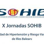 X Jornadas SOHIB