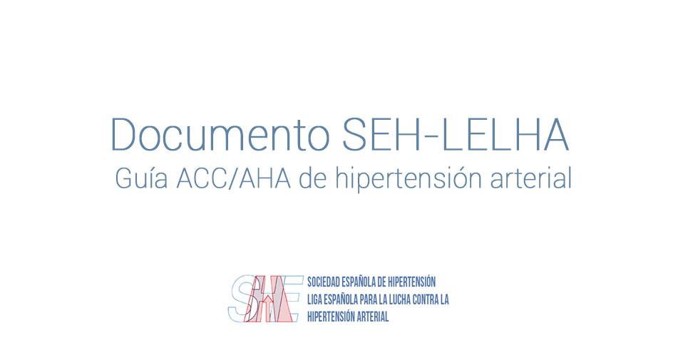 Documento SEH LELHA Guías ACC/AHA