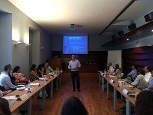 Escuela de Verano SEH-LELHA 2018 - AMPA