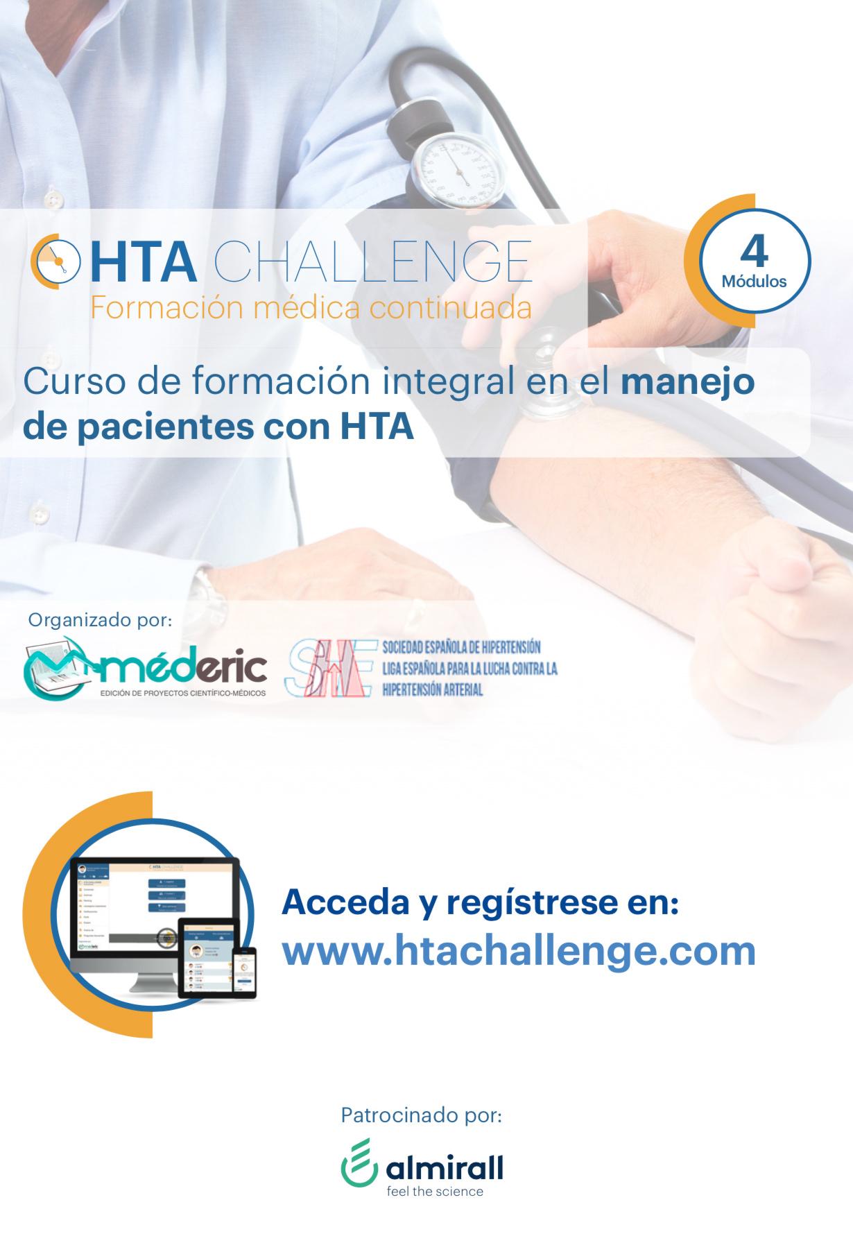 HTA Challenge: formación médica continuada