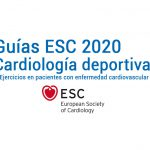 Cardiología Deportiva, guía ESC 2020